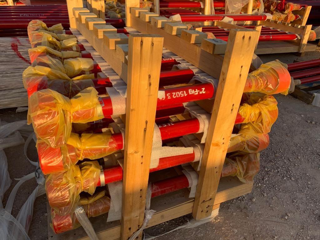 HIGH PRESSURE FLOW IRON - Blaze Sales & Service