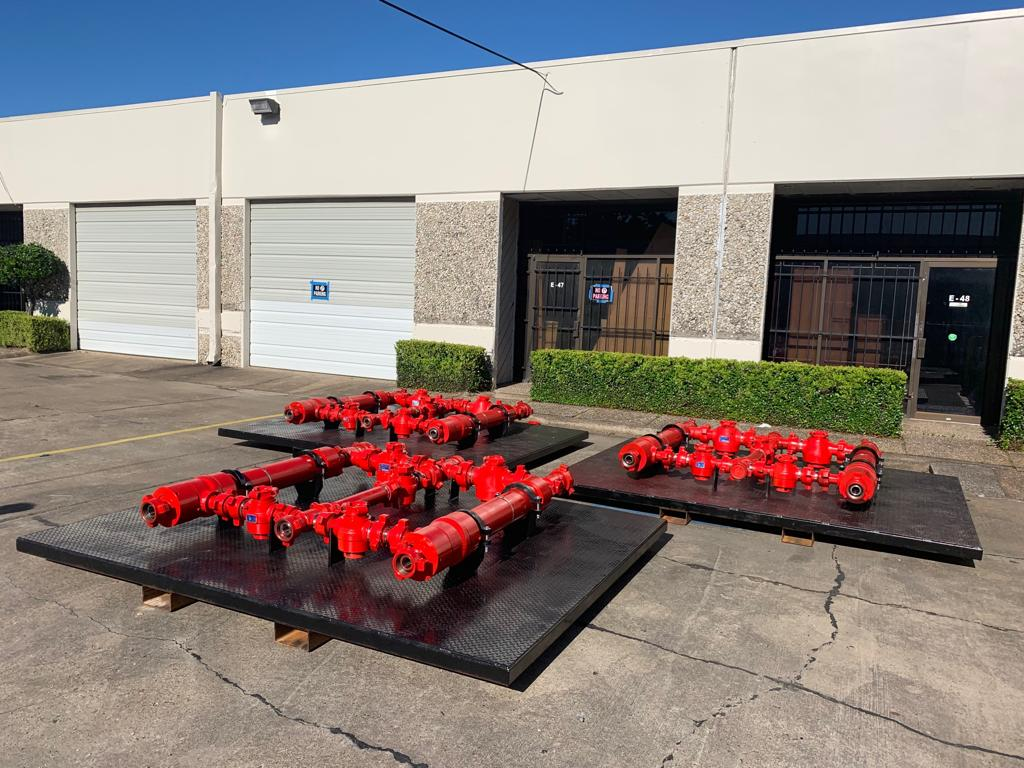Oilfield Equipment Supply in USA | Blaze Sales & Services